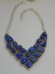 Lapis Necklace 11