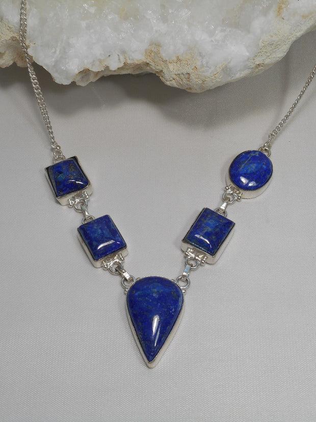 Lapis Necklace 4