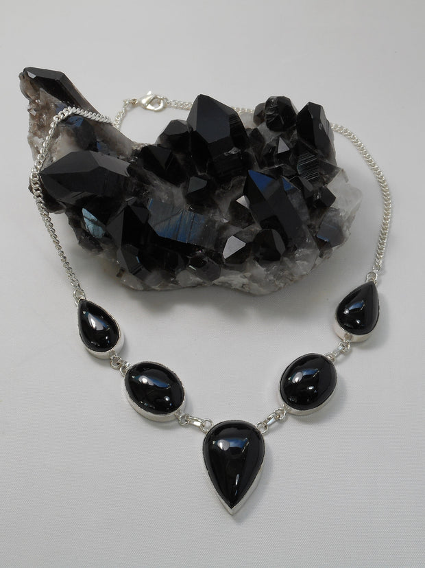 *Black Onyx Necklace 3