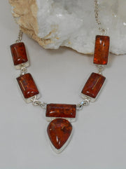 Amber Necklace 3