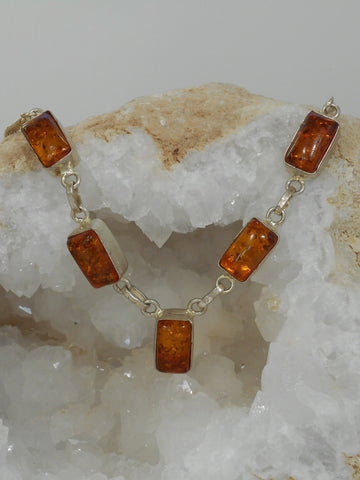 Amber Necklace 4