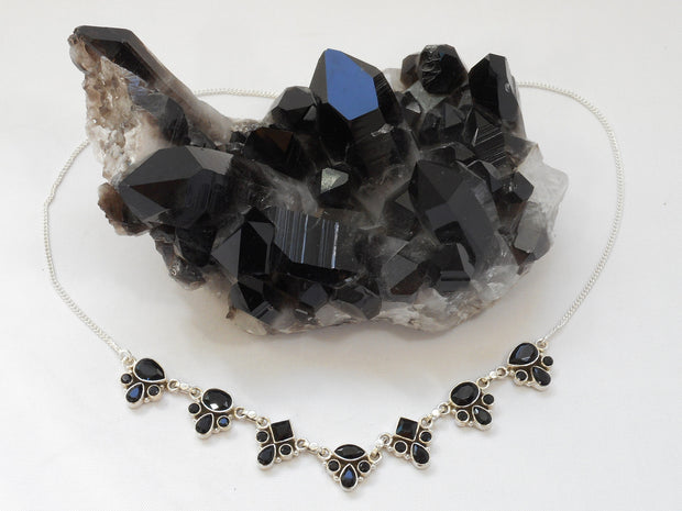 *Black Onyx Necklace 1