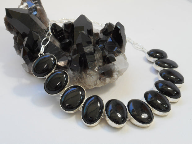 *Black Onyx Necklace 2