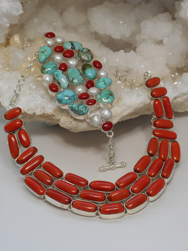 *Coral Necklace 1