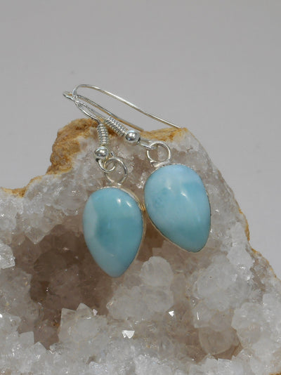 Larimar Earring Set 2