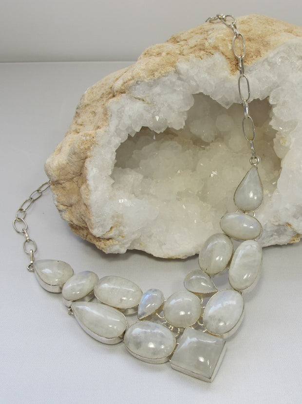 Moonstone Necklace 4