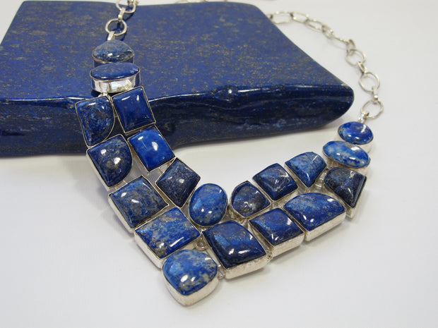 Lapis Necklace 1