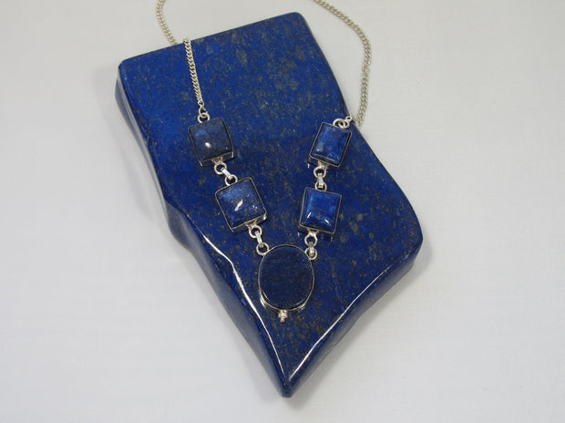 Lapis Necklace 2