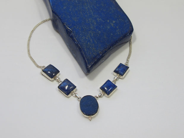 Lapis Necklace 3