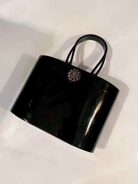 Private Collection: Vintage Lucite Purse