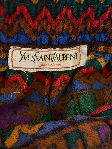 Yves Saint Laurent Skirt Size Medium