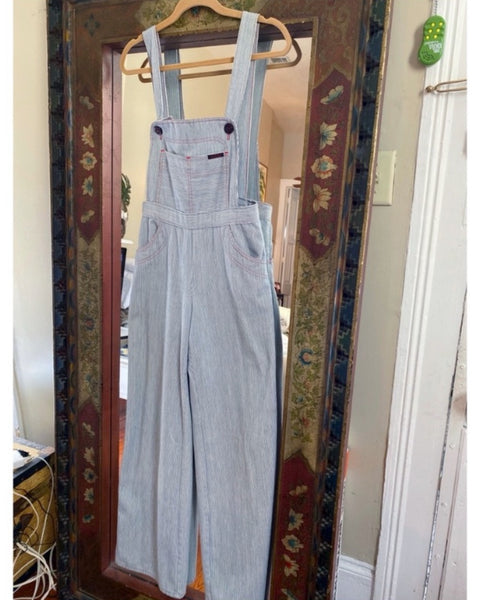 Private Collection: Vintage Landlubber Bib Overalls S/M