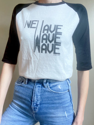 Saint Laurant New Wave Tee Medium