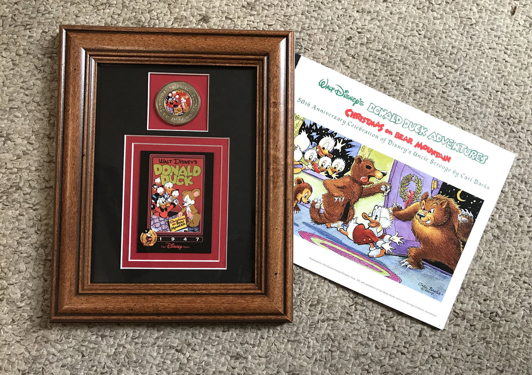 Disney's Uncle Scrooge Collectable