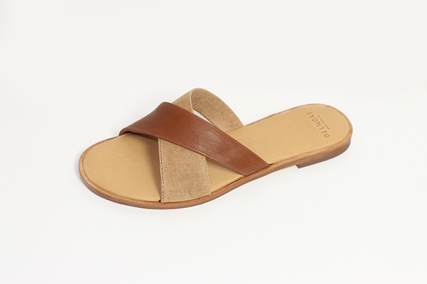 Tully Slides Tan