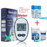 For Measuring Sugar In Blood Glycercimeter Glycolysis Mediator In Blood With Diabetic Test Strips