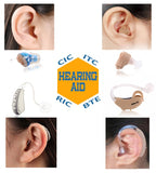 Pocket High Power Mini Hearing Aid Sound Amplifier Ear Care Health Product Adjustable Hearing Aids for Deafness  Elderly S-7A