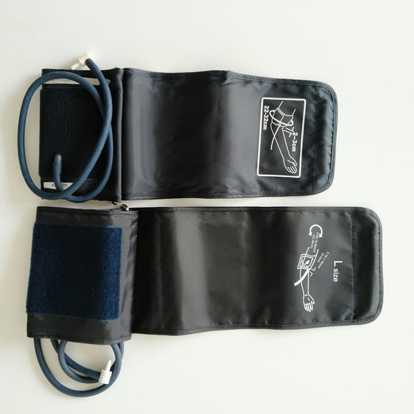 22-32cm 22-48cm Arm Cuff Nylon. Large Adult Cuff for Arm Blood Pressure Monitor Meter Tonometer