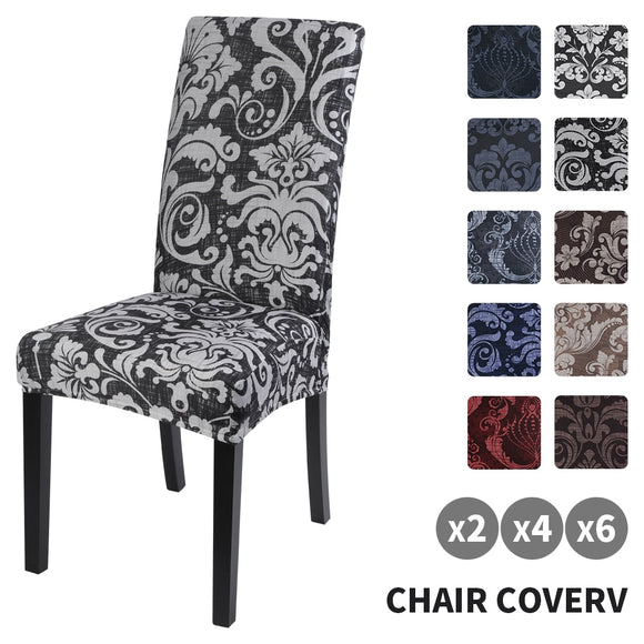 Elastic Seat Chair Covers Dining Room Big Chair Cover Furniture Protector