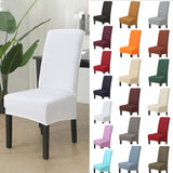 Slipcovers Spandex Fabric Chair Covers. New Long Back Chair Cover. For Restaurant, Hotel, Party, Banquet Seat, diagonal chair cover