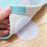 5Pcs/lot Sofa Cushion Gripper Bed Sheet Clip Holder Cushion Cover Bed For Carpet Nonslip Adhesive Cushion Seat Couch