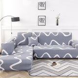 Elastic Sofa Cover for Living Room  Stretch Printing Couch Slipcover Couch Cover Cotton suit Different Kind Sofa