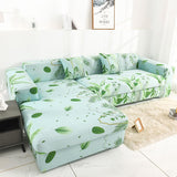 1/2 pieces Sofa Cover Set Geometric Couch Cover Elastic Sofa Cover for Living Room Pets Corner L Shaped Chaise Longue Sofa-Cover