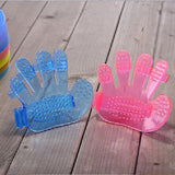 Pet Wash Brush Glove Comb Bath Soft Tool Dogs Cats Cleaning Supplies Massage Brush