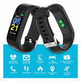 Bluetooth Bracelet Sport Smart Band Heart Rate Monitor Blood Pressure Measurement Fitness Tracker Sleep Smart Watch Men Women