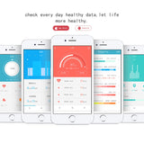 Bluetooth Smart Band Blood Pressure Heart Rate Monitor. Wristband Waterproof. Fitness Bracelet. Sleep Tracker watch