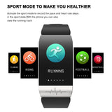 ECG PPG Smart Watch. Fitness Tracker. Waterproof Heart Rate Monitor. Smart Band Blood Pressure. Smart Bracelet for IOS Android