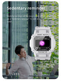 New Smart Watch Always-on Screen Men Women Kids Sport Watches for Ios Android Phone Heart Rate Blood Pressure Digital Smart Watch