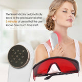 Pain Laser Relief, Handy Cure Pain Relief, Cold Laser LLLT,Acupuncture Physiotherapy,Ailments Relief,Red Light Therapy