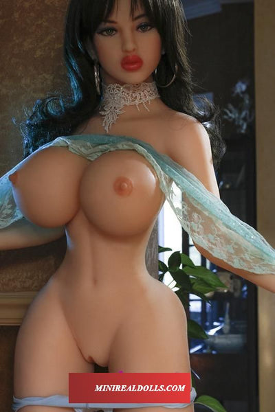 153cm 5ft F-cup Sex Doll Gilly - mnsexdolls