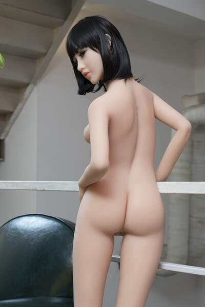156cm 5ft2 B-cup Sex Doll Mabel