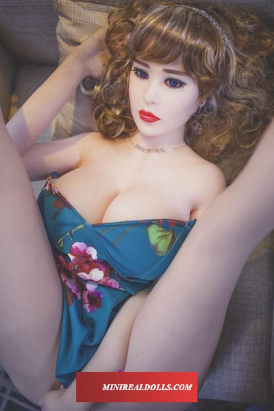 163cm 5ft4 E-cup  Sex Doll Emma