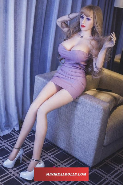 163cm 5ft4 E-cup Sex Doll Mona