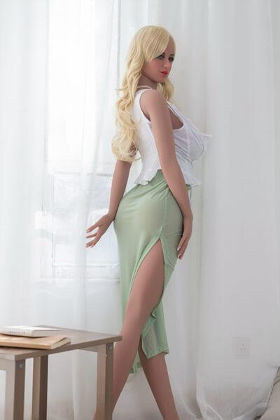 172cm 5ft8 G-cup Sex Doll Sabina
