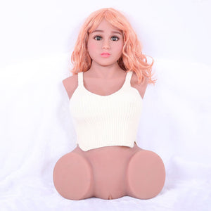 Male Masturbator Doll with Tight Vagina and Anal - mnsexdolls