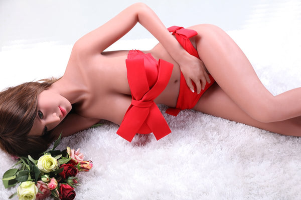 165cm 5ft41 F-cup Sex Doll Apple - mnsexdolls
