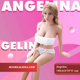 140cm 4ft59 F-cup Sex Doll Angelina