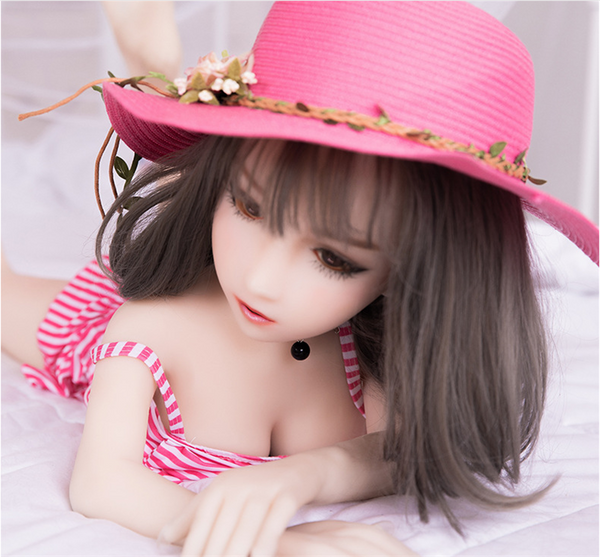 100cm D-cup Mini Sex Doll Janet