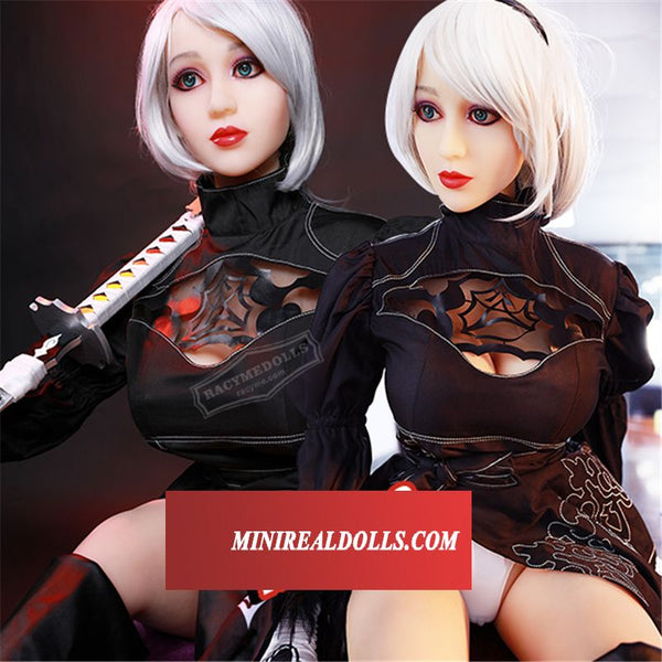 Charming Asian Beauty Cici Big Breast For Male Love Silicone Doll