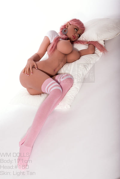 171cm 5ft7 H-cup Sex Doll Roxie