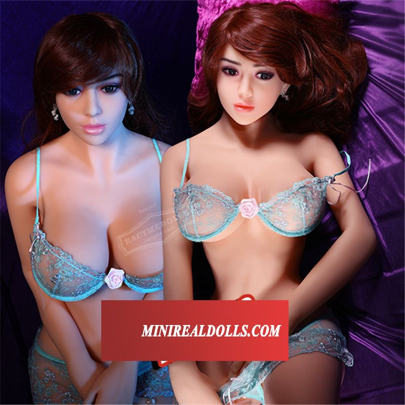 Exceedingly Alluring Girl Christine Realistic Doll