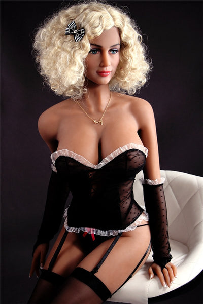 Flawless Lively Girl Annabelle  For Lifelike Silicone Doll