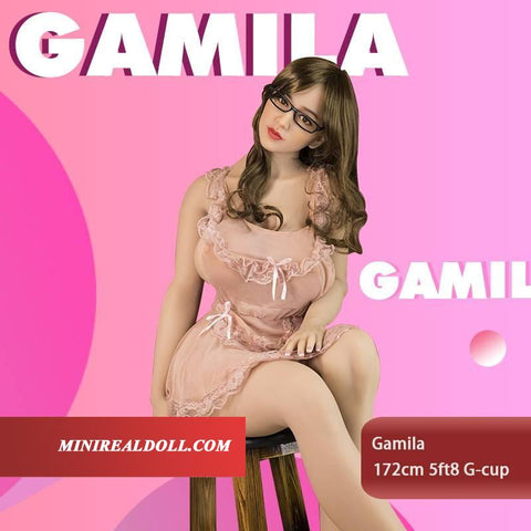 172cm 5ft8 G-cup Sex Doll Gamila