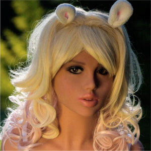 Racyme Sex Doll Head #3-T - mnsexdolls