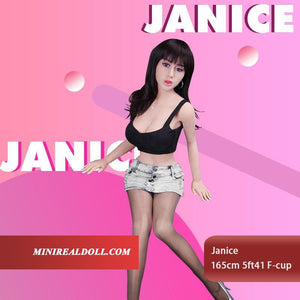 165cm 5ft41 F-cup Sex Doll Janice