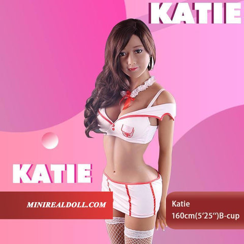 "160cm(5'25"") B-cup Sex Doll Katie"